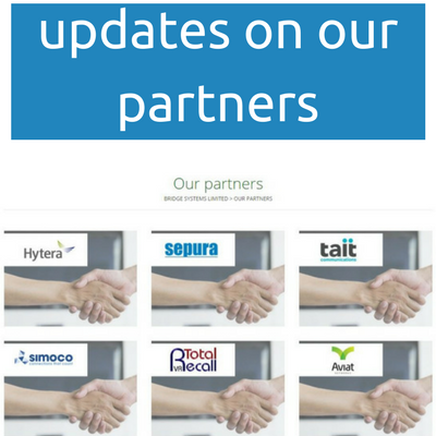 Bridge Systems Ltd our partners