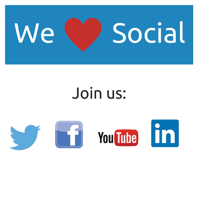 Bridge Systems we love social media