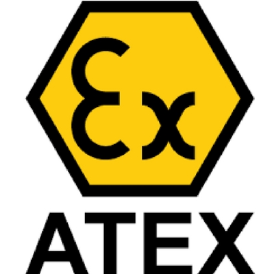 ATEX logo - what does ATEX mean - working in a hazardous environment