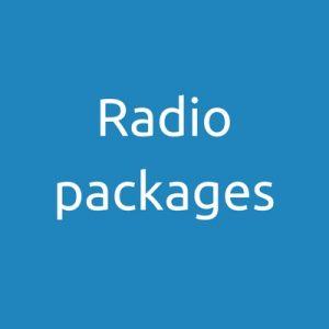 Radio packages