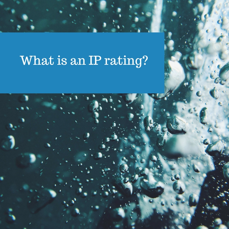 What is an IP rating- (1)