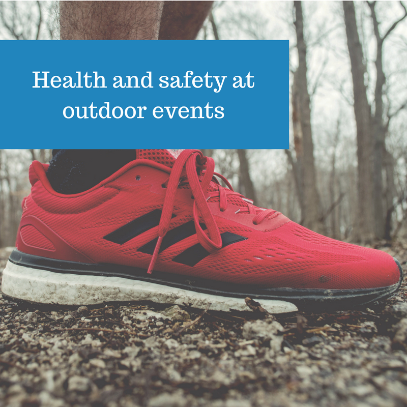 Health and safety at outdoor events