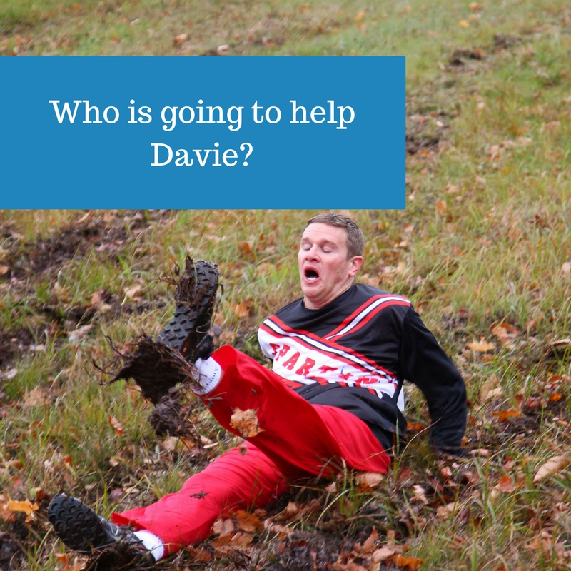 who is going to help Davie