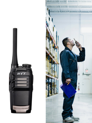 Hytera two way radio  - TC320  - licence free