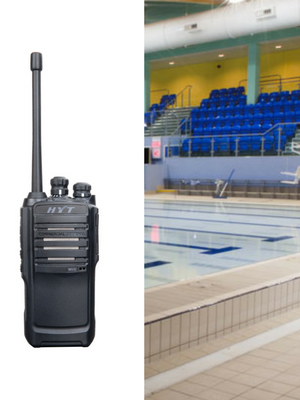 TC446S two way radio - licence free