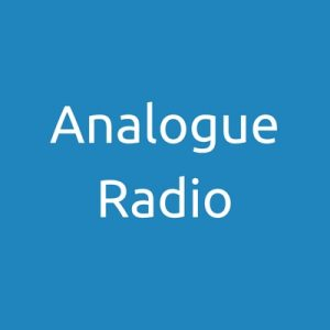 Analogue radio