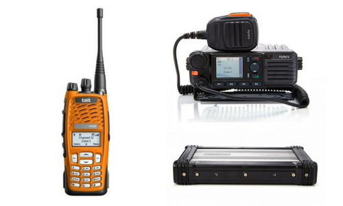 mobiles, portables and repeater