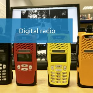 Digital radio (DMR)