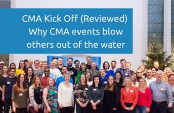 MA Kick Off (Reviewed) - Why CMA events blow others out of the water