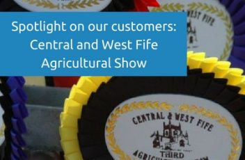 central and west fife agricultural show
