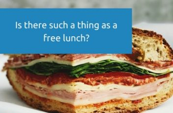 is there such a thing as a free lunch_