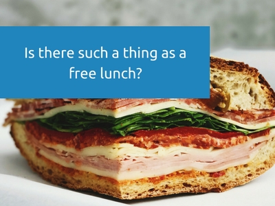 s there such a thing as a free lunch_