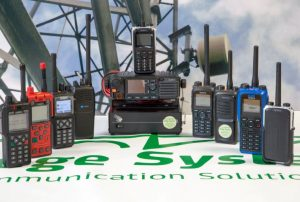 Selection of radios from Bridge Systems Ltd
