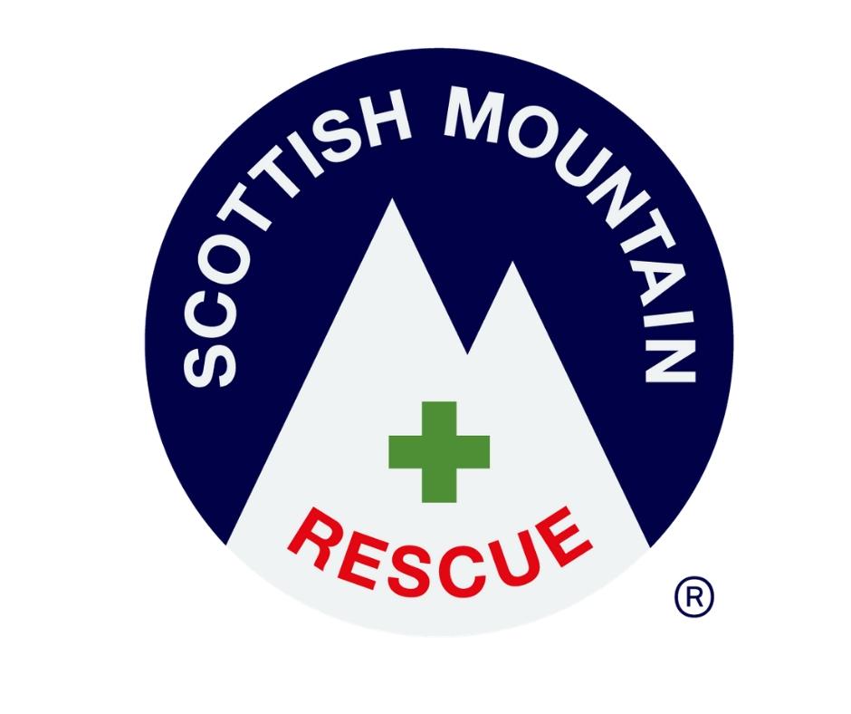 Scottish Mountain Rescue logo