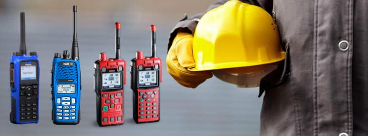 ATEX radio's for hazardous environments - bridge systems