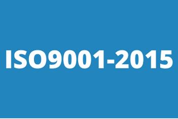 ISO9001-2015 accreditation Bridge Systems Ltd